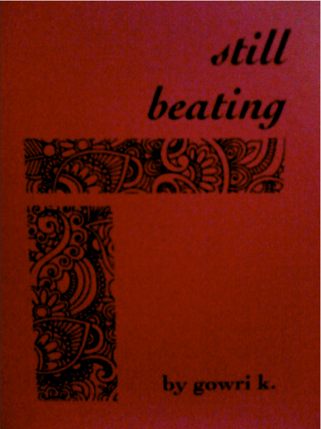 Purchase my chapbook here